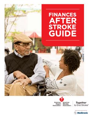 finances after stroke guide